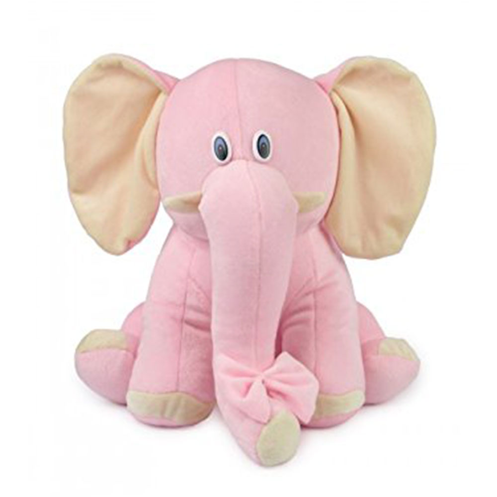 Deals India Elephant Soft Toy & Soft Ball