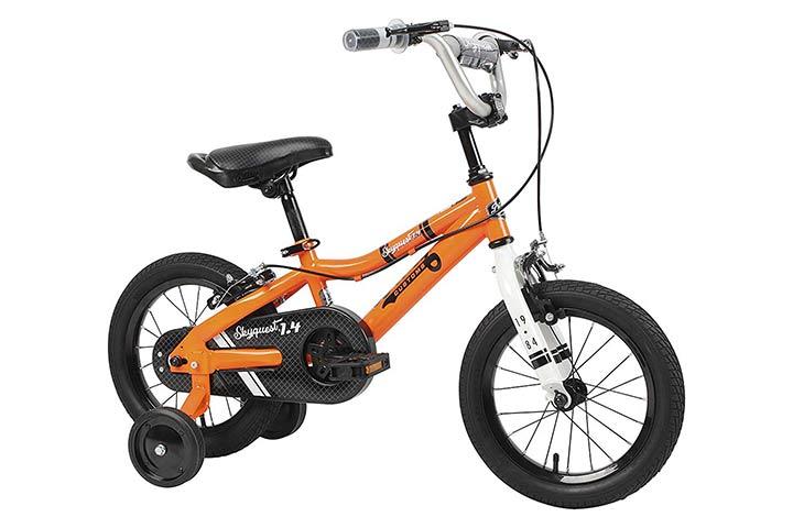 Duzy Customs kids bike