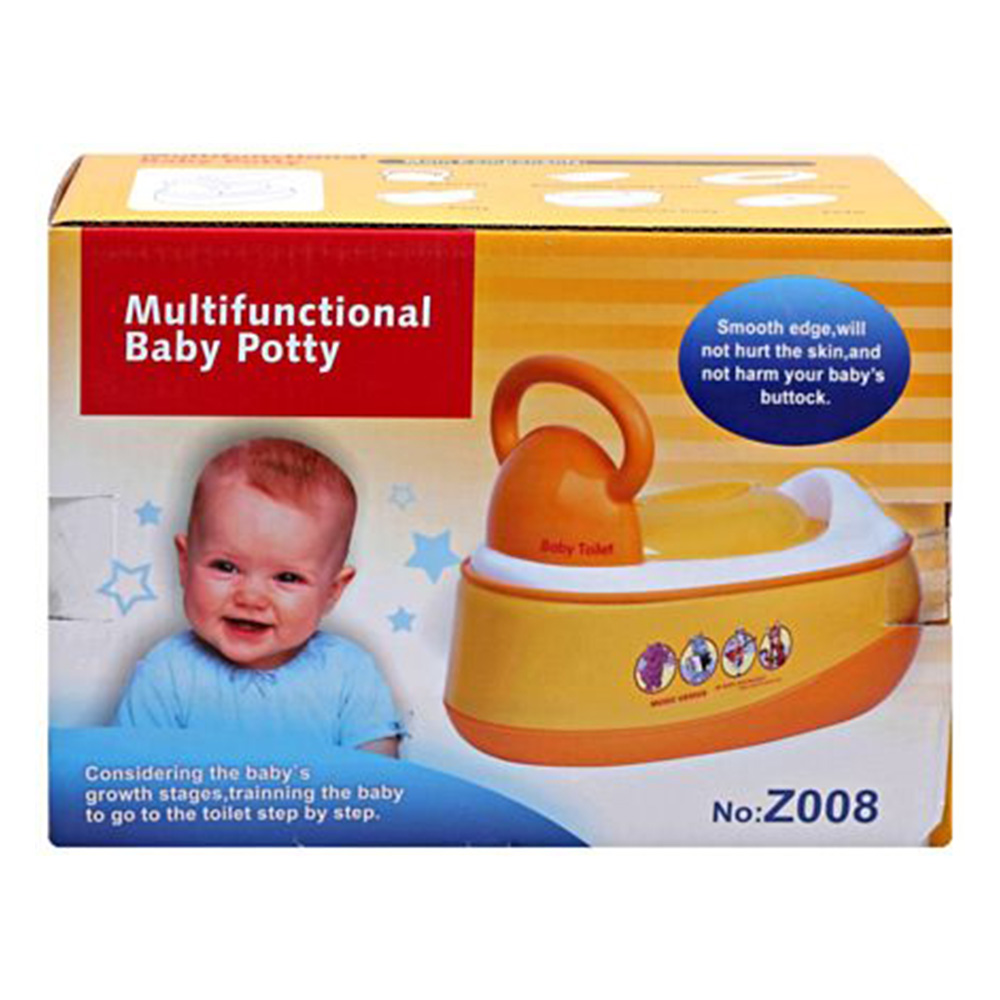 Fab N Funky - Multifunctional Baby Potty Training Seat-2
