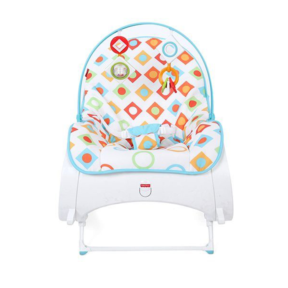Fisher Price New Infant to Toddler Rocker
