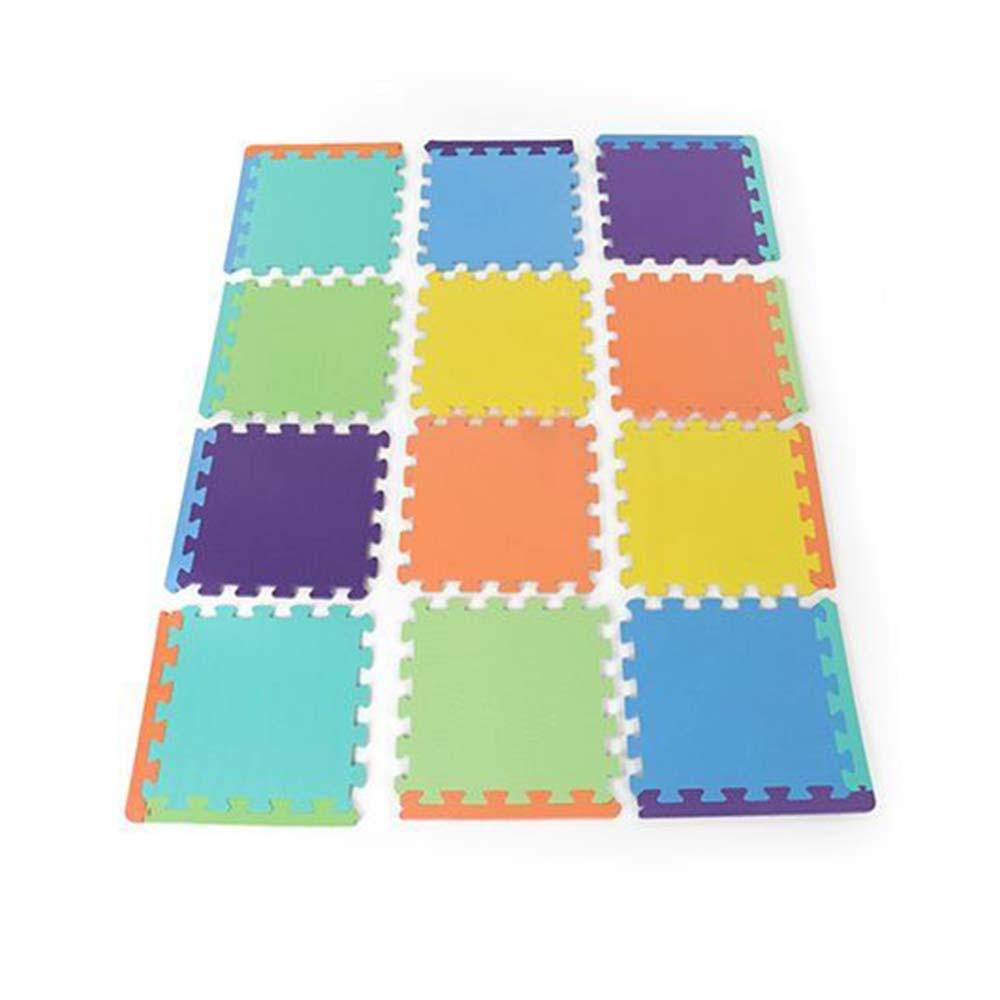 Funjoy Plain Color Puzzle Playmat