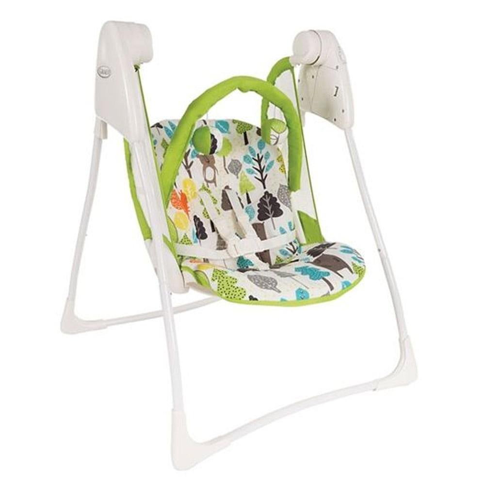 Graco Baby Delight Swing Bear Print