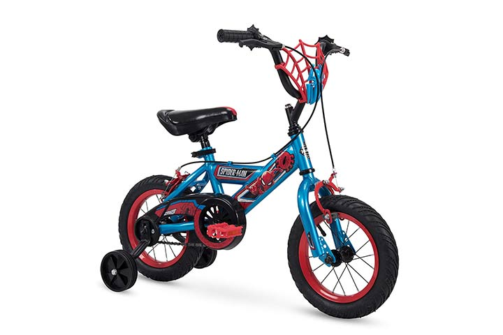 Huffy Spiderman bicycle