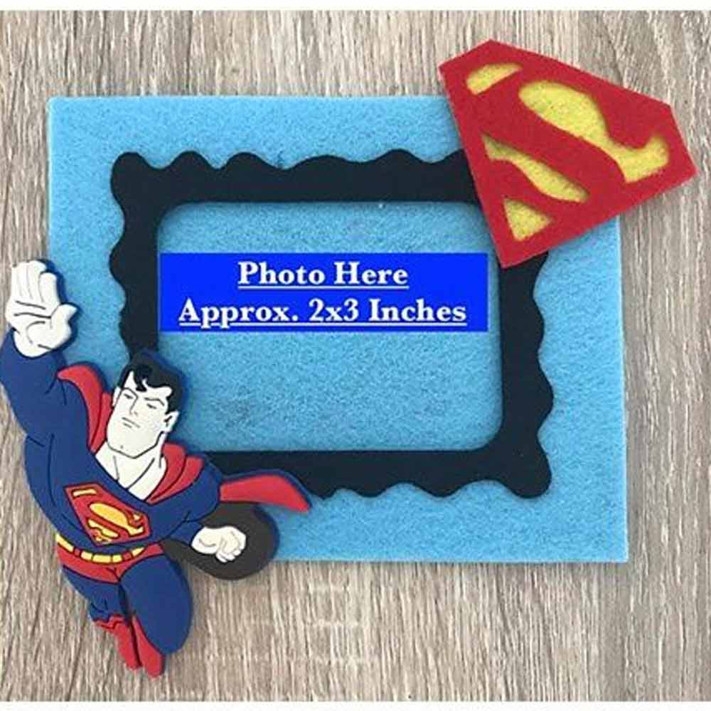 Kalacaree Super Power Theme Magnetic Photo Frame
