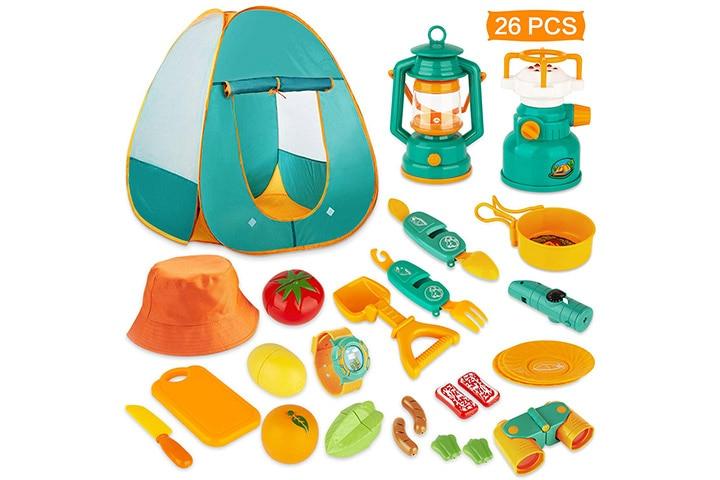 Kaqinu Play Tent With Camping Set
