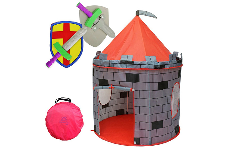 Kiddey Knigh's Castle Tent