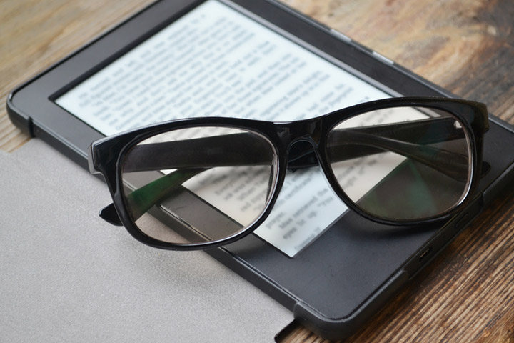 Kindle e-reader