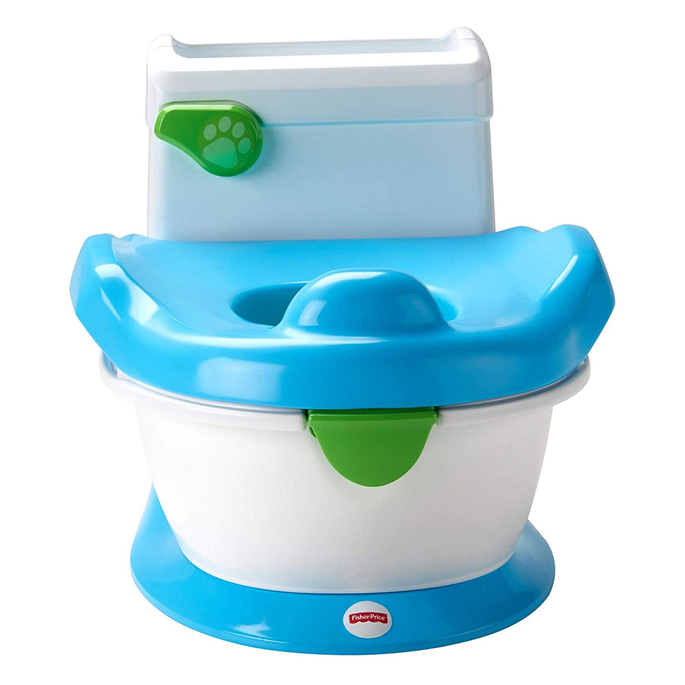 Fisher Price Laugh and Learn with Puppy Potty Chair