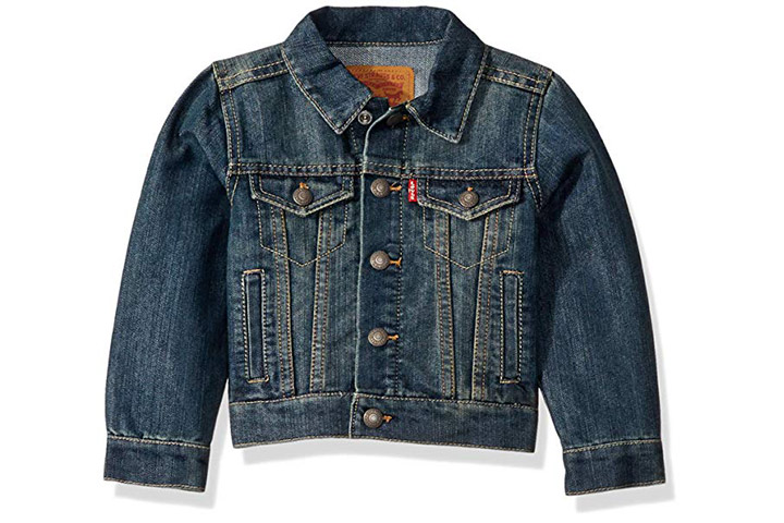 Levi's Boys Denim Trucker Jacket