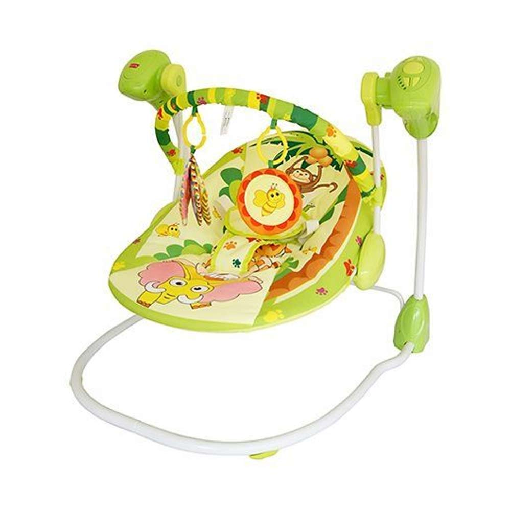 LuvLap Baby Swing Happy Forest
