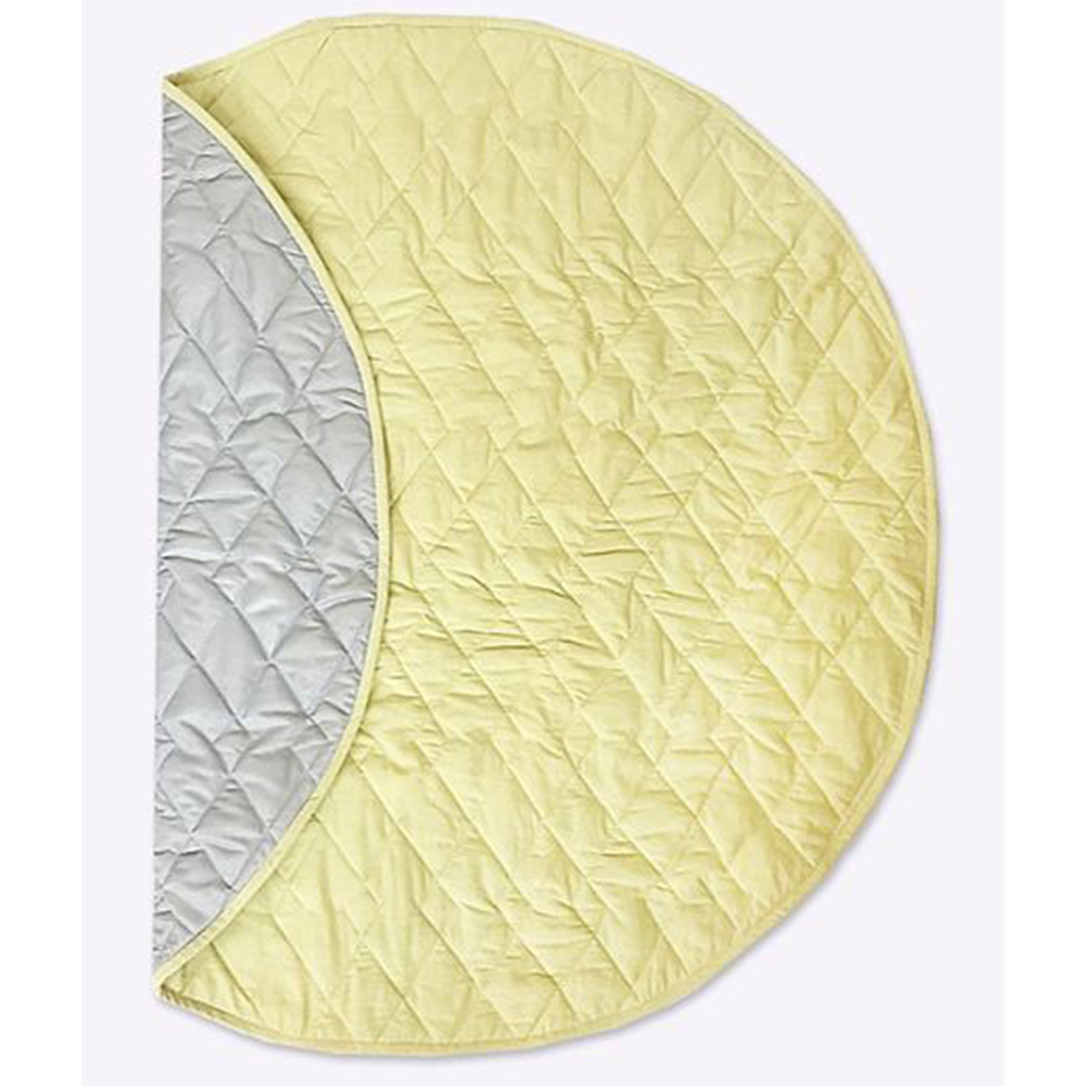 Masilo-Linen For Littles Circular Quilted Play Mat