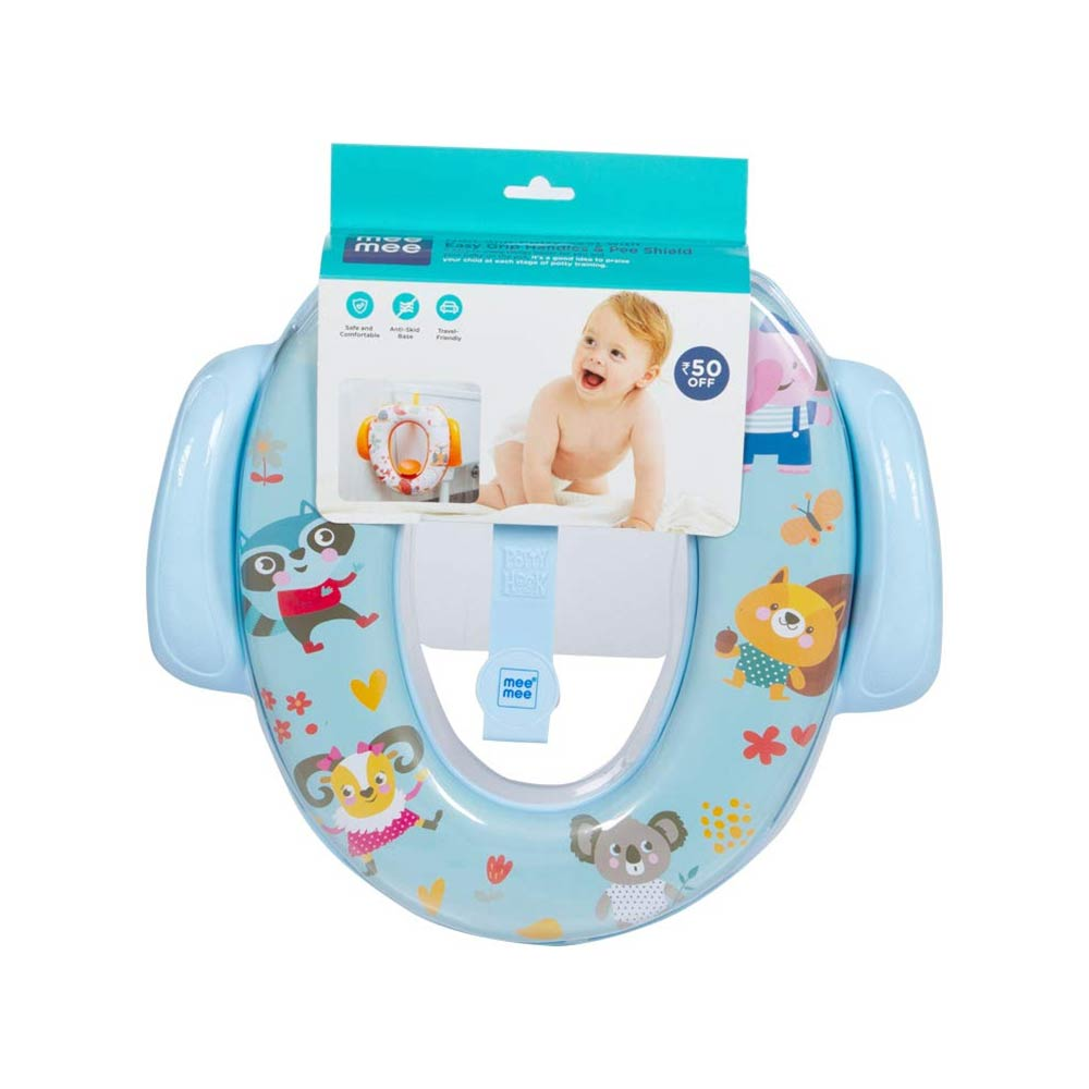 Mee Mee Cushioned Non-Slip Potty Seat With Handles