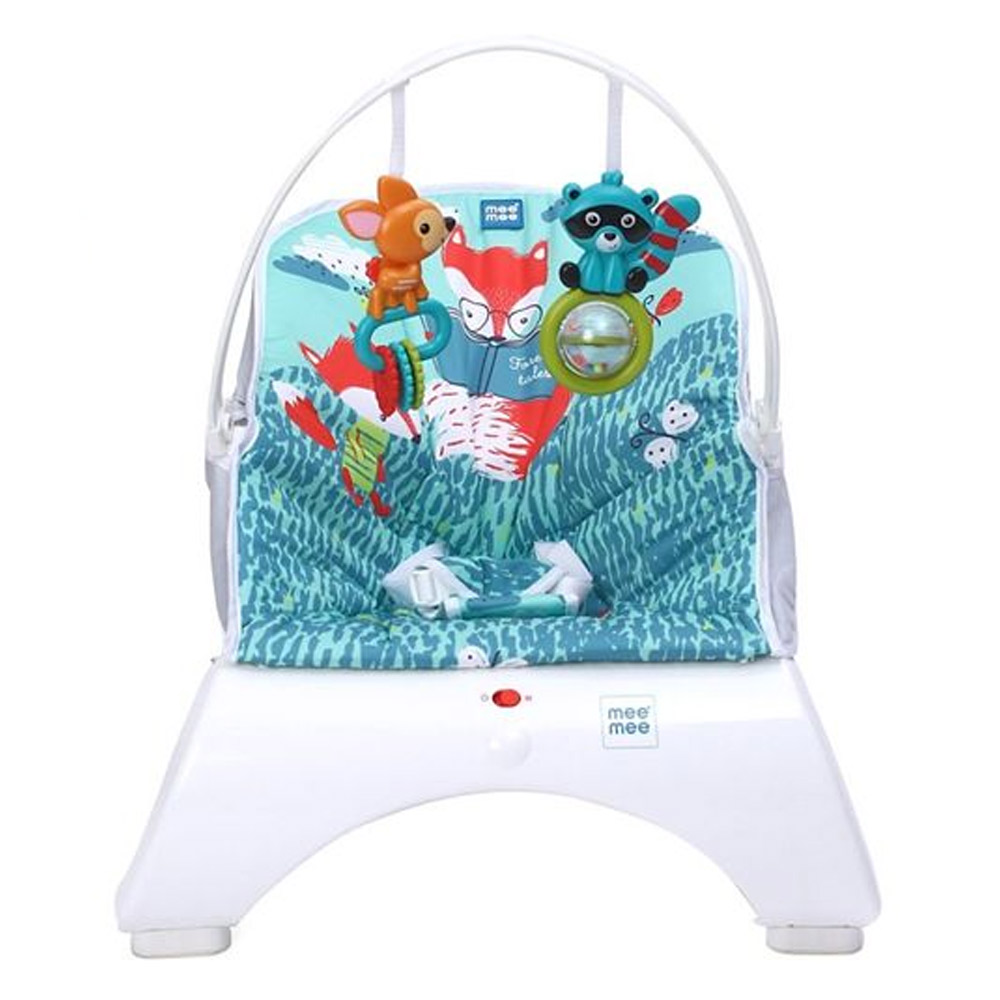 Mee Mee Deluxe Baby Bouncer Forest Theme