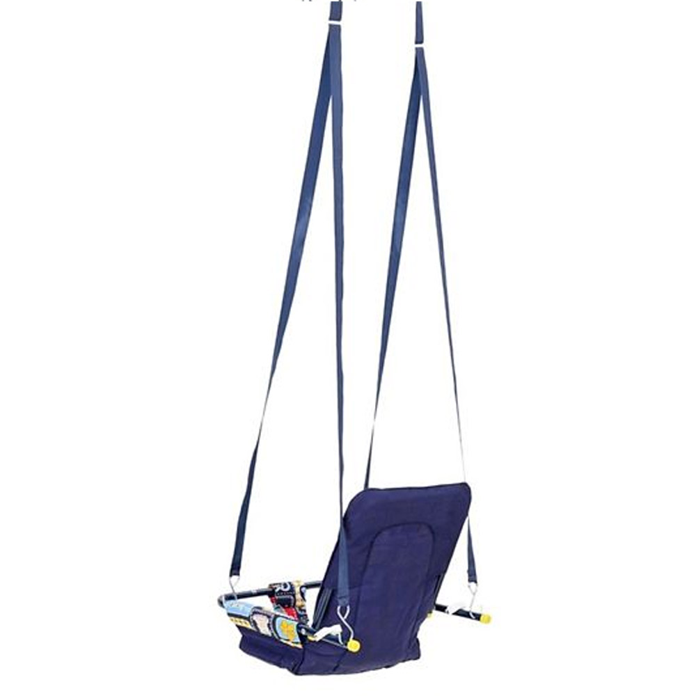 Mothertouch 2 In 1 Swing With Safety Harness Teddy Print