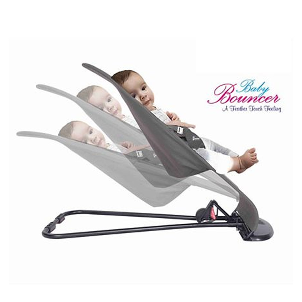 Mothertouch Baby Bouncer With Safety Harness