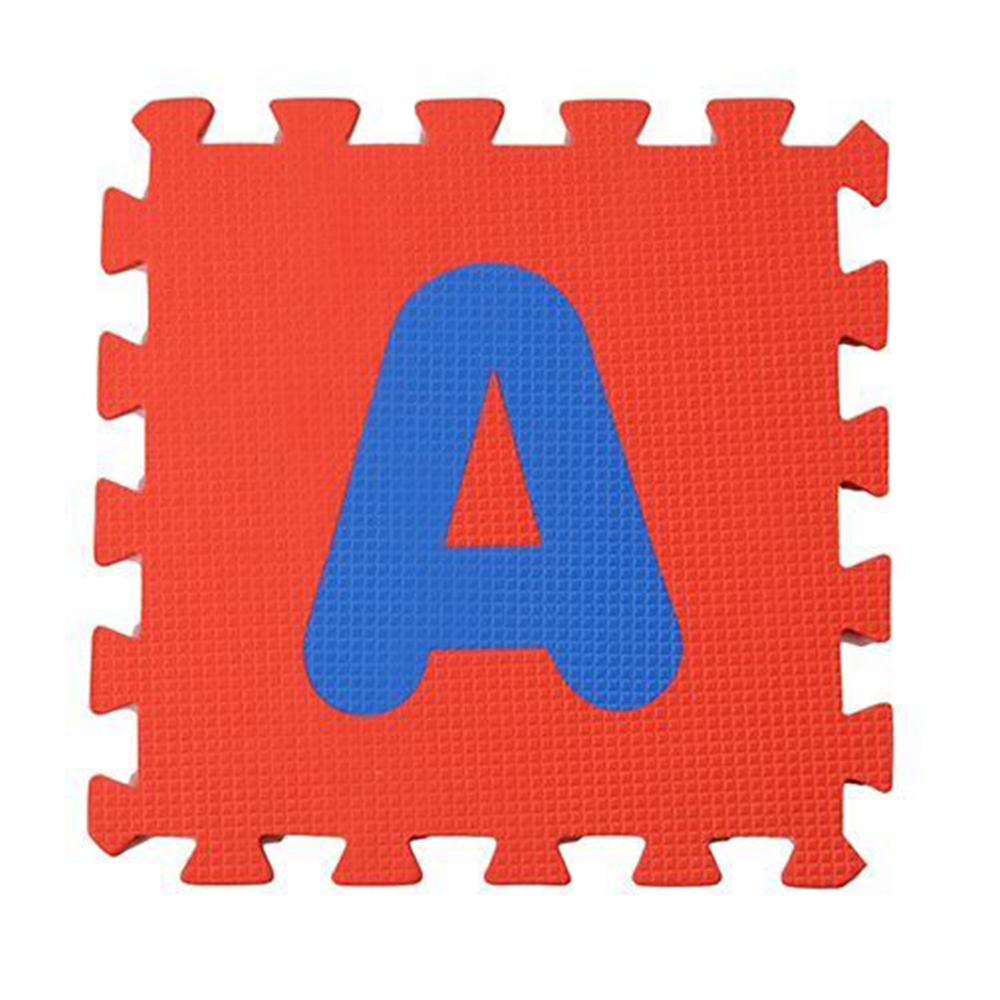 NHR Puzzle Mat With Pop Out Alphabet Pack