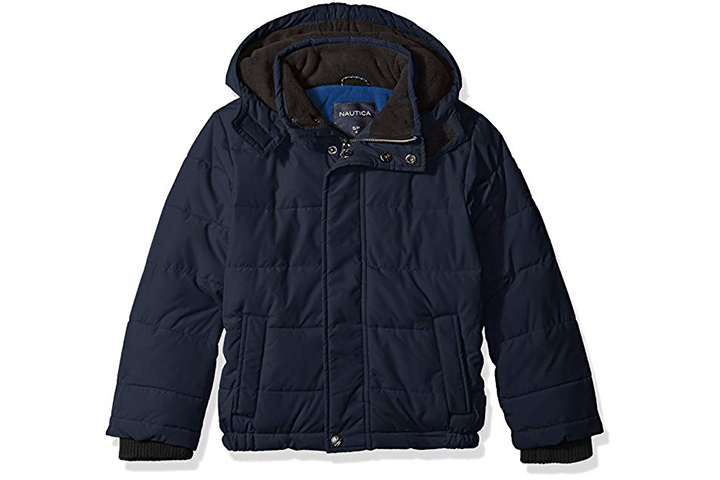 Nautica Boys' Helm Bubble Jacket