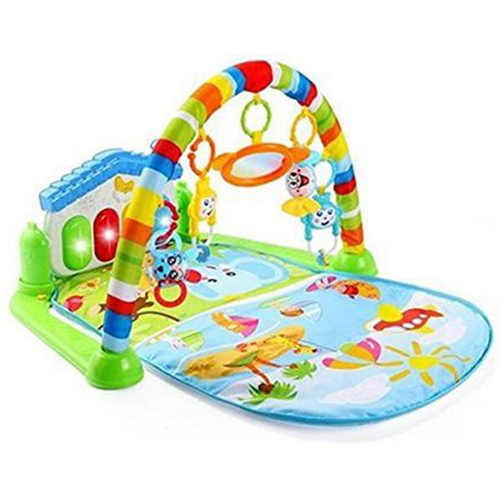 Ole Baby Musical Activity Play Gym Floor Mat-0