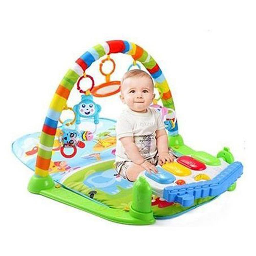 Ole Baby Musical Activity Play Gym Floor Mat-2