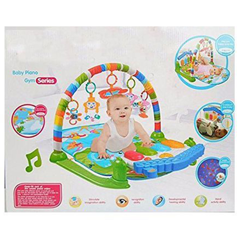 Ole Baby Musical Activity Play Gym Floor Mat-3