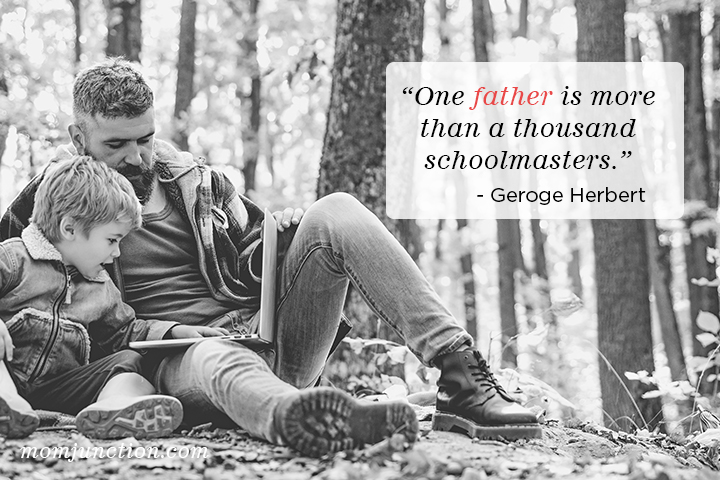 Father Son Quotes