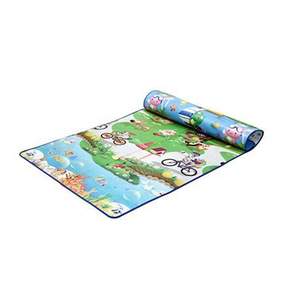 Paramount Double Sided Play Mat Animal Print-2