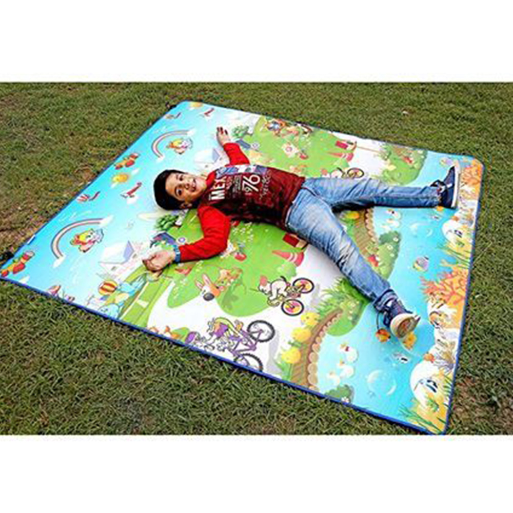 Paramount Double Sided Play Mat Animal Print-3