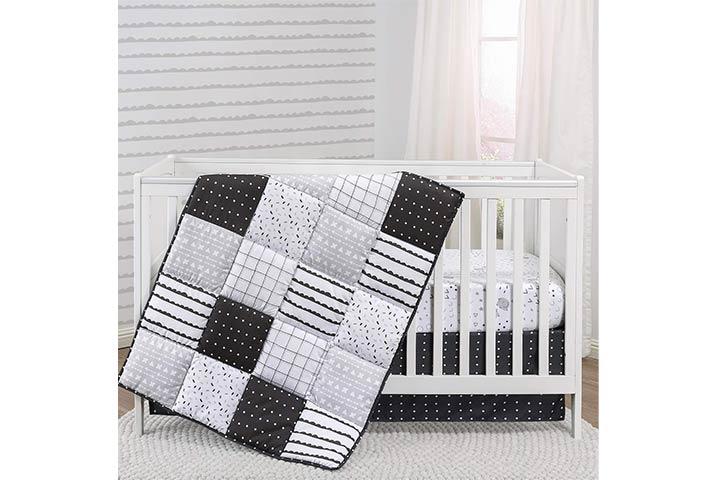 Peanutshell Crib Bedding Set