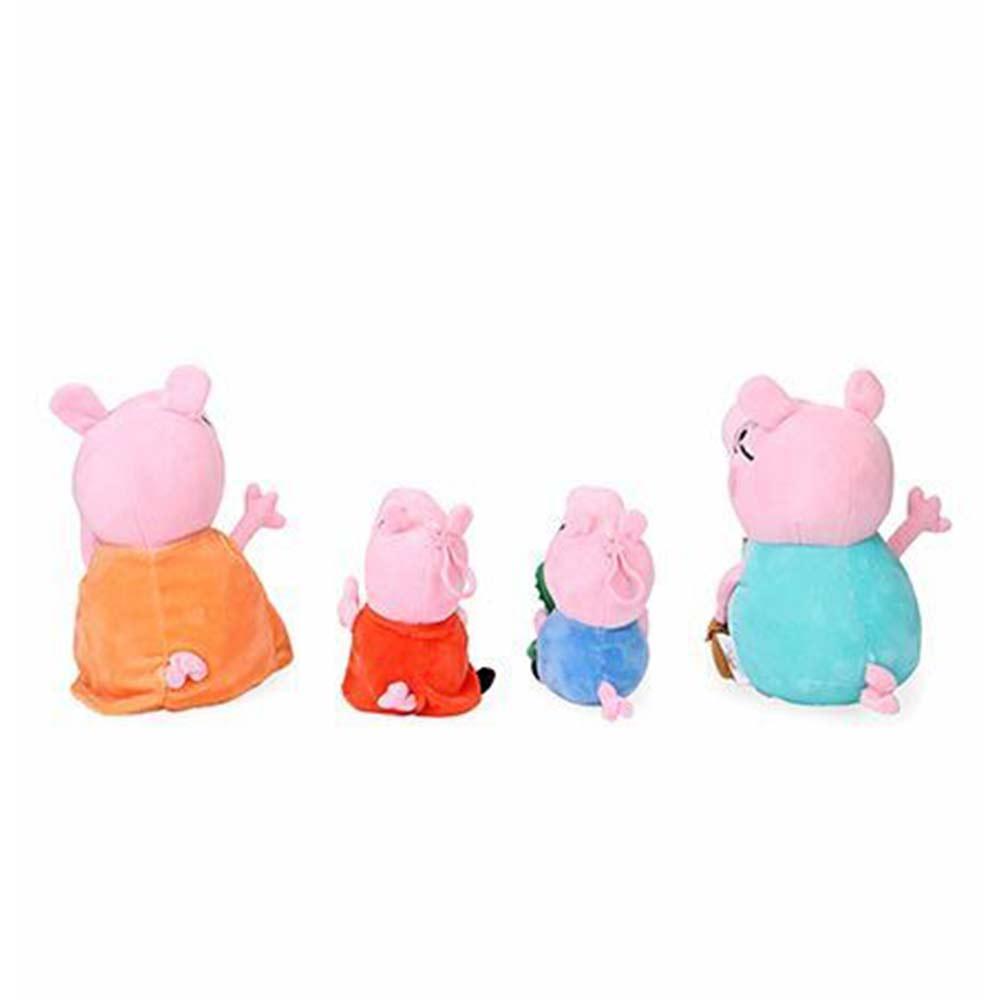 Peppa Pig Family Soft Toy Gift Box-1