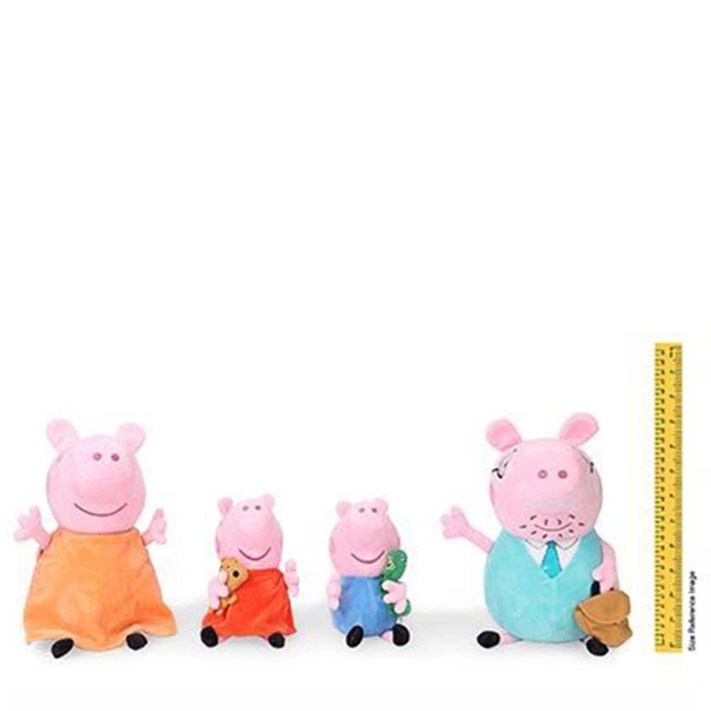 Peppa Pig Family Soft Toy Gift Box-2