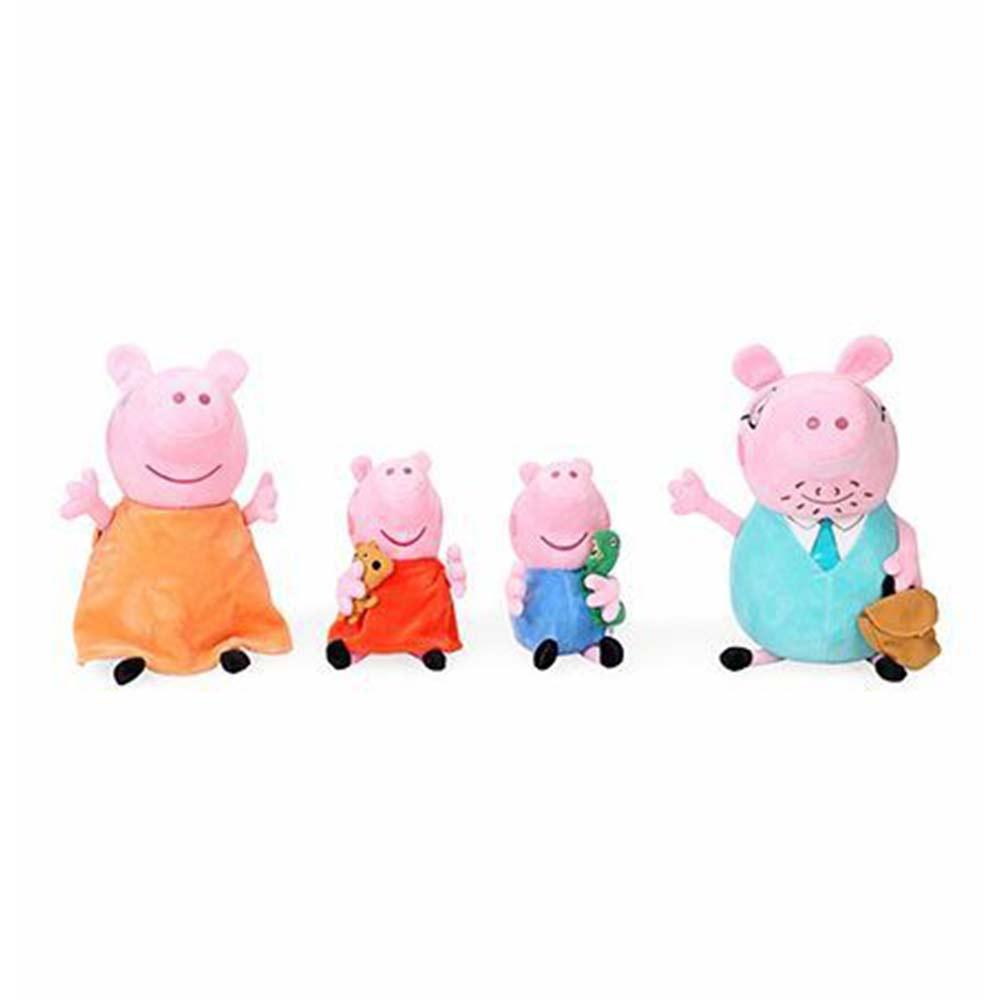 Peppa Pig Family Soft Toy Gift Box-0