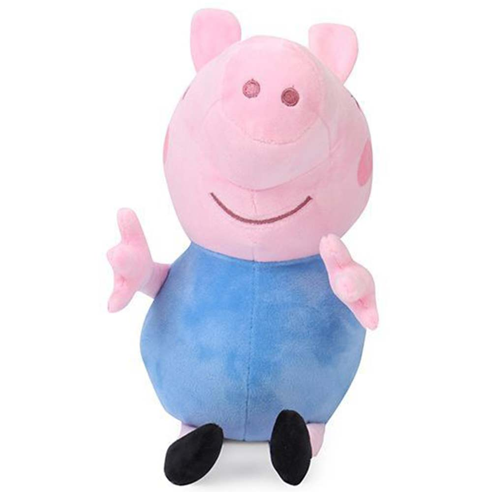 Peppa Pig George Pig Soft Toy-1