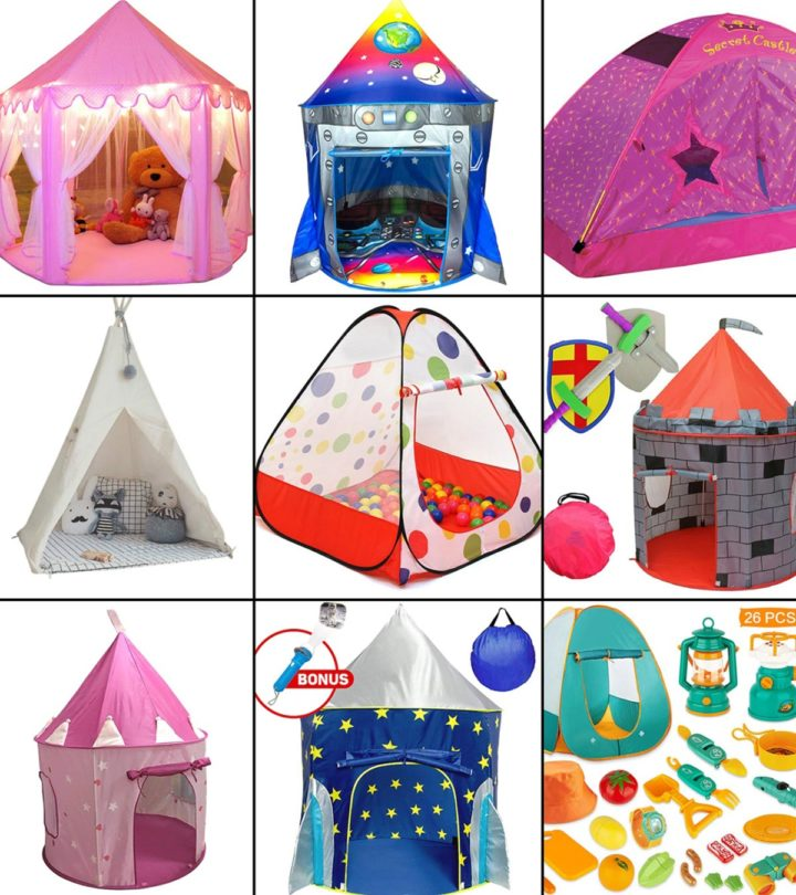 Play Tents To Buy For Kids In 2019