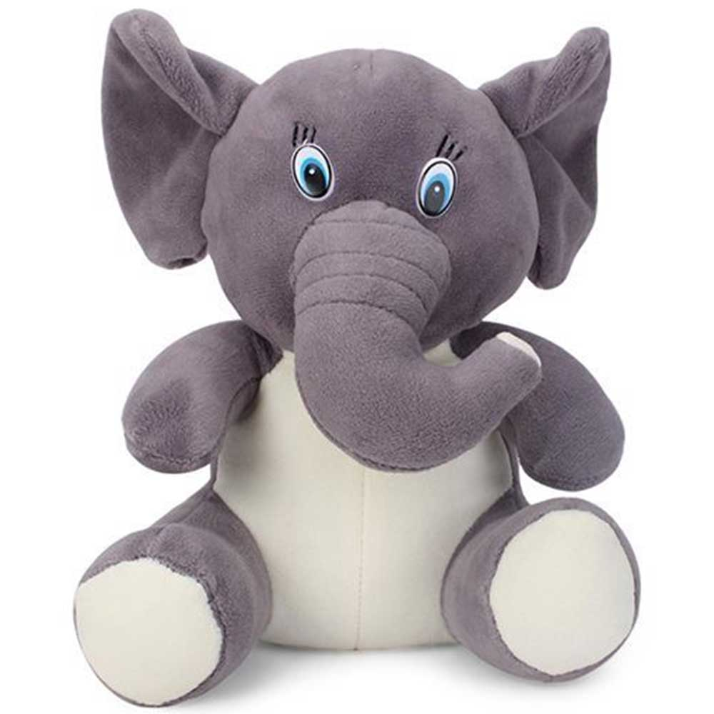 Play Toons Elephant Soft Toy