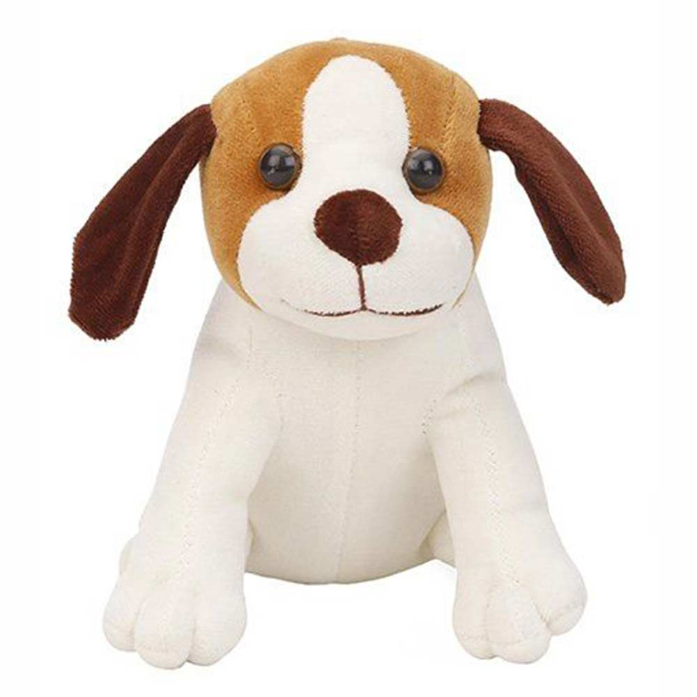 Play Toons Sitting Puppy Soft Toy