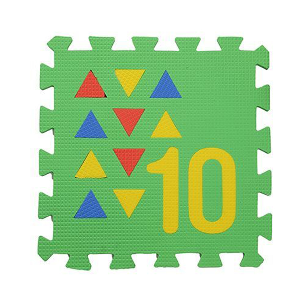 NHR Puzzle Playmat With Pop Out Number Shapes Pack-2