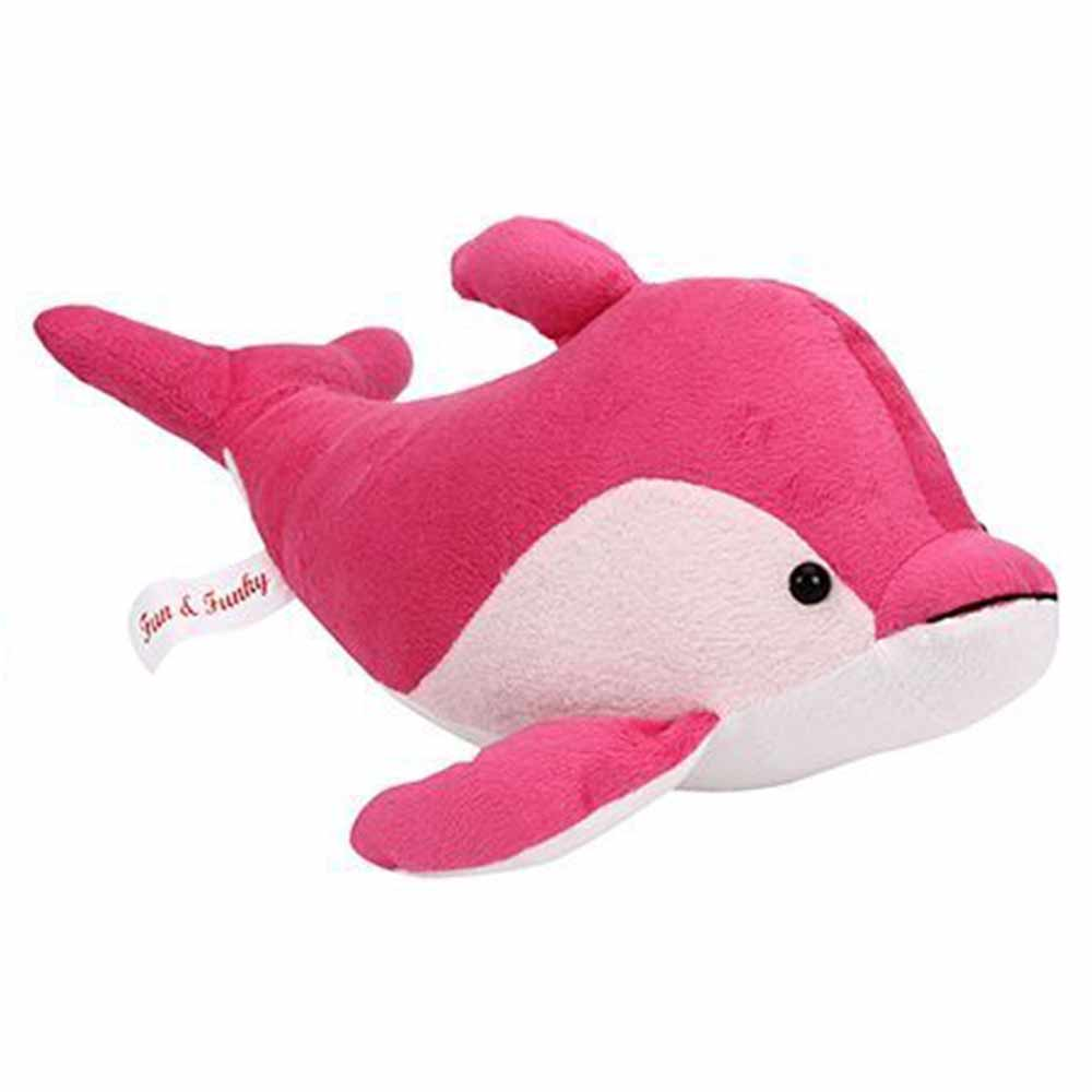 Playtoons Dolphin Soft Toy