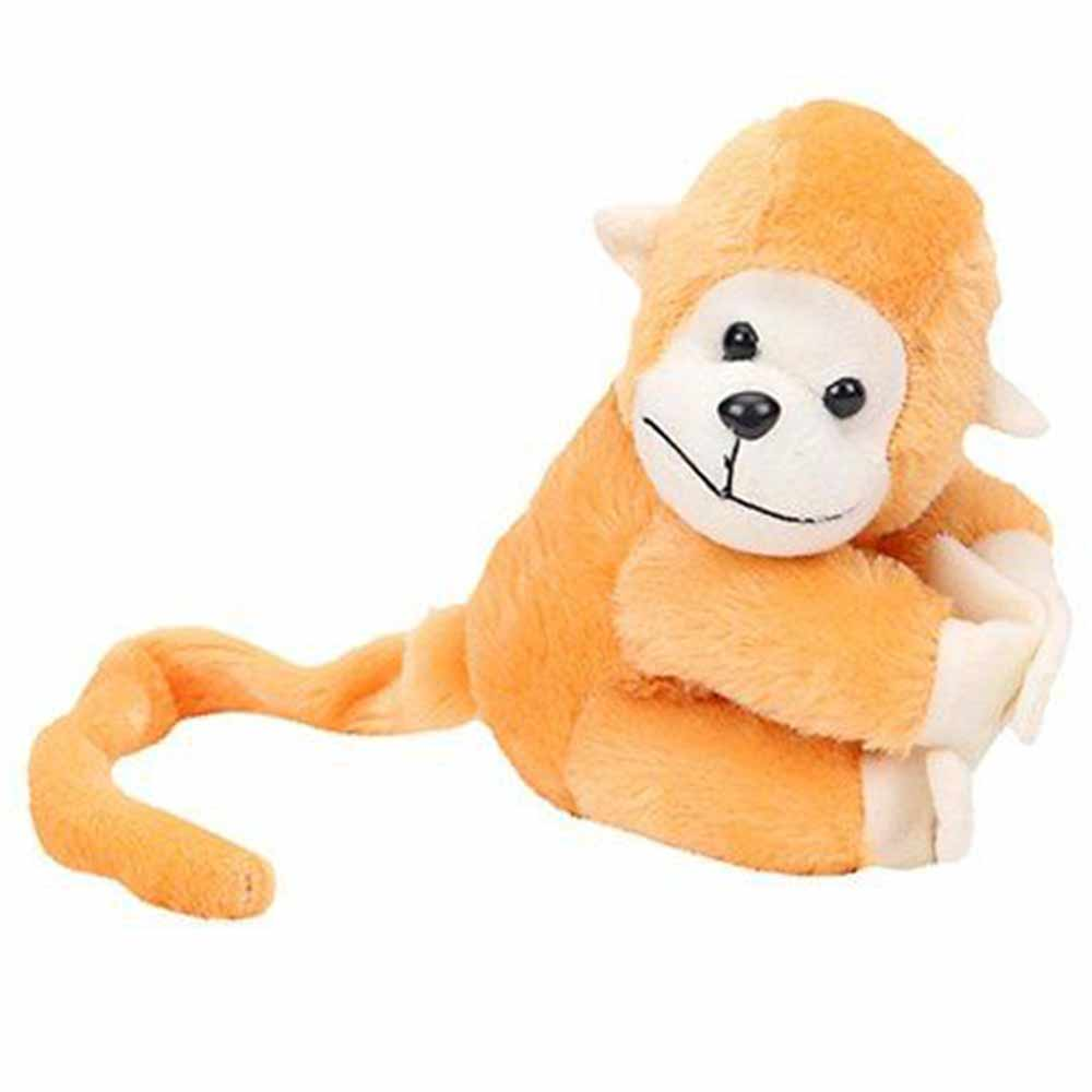 Playtoons Long Tail Monkey Soft Toy
