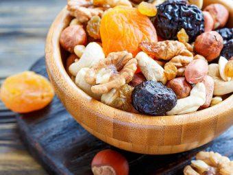 प्रेगनेंसी में ड्राई फ्रूट्स और मेवे खाने के फायदे | Pregnancy Me Dry Fruits Khane Ke Fayde
