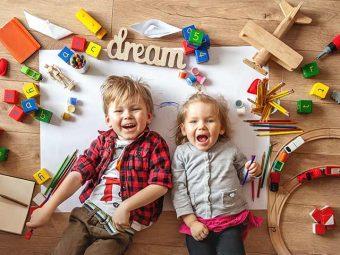 101 Preschool Activities & Worksheets For Kids