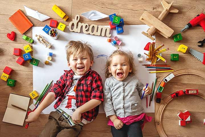 Preschool Activities & Worksheets For Kids