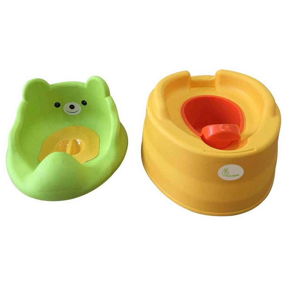 R for Rabbit Tiny Tots Adaptable Potty Training Seat-5