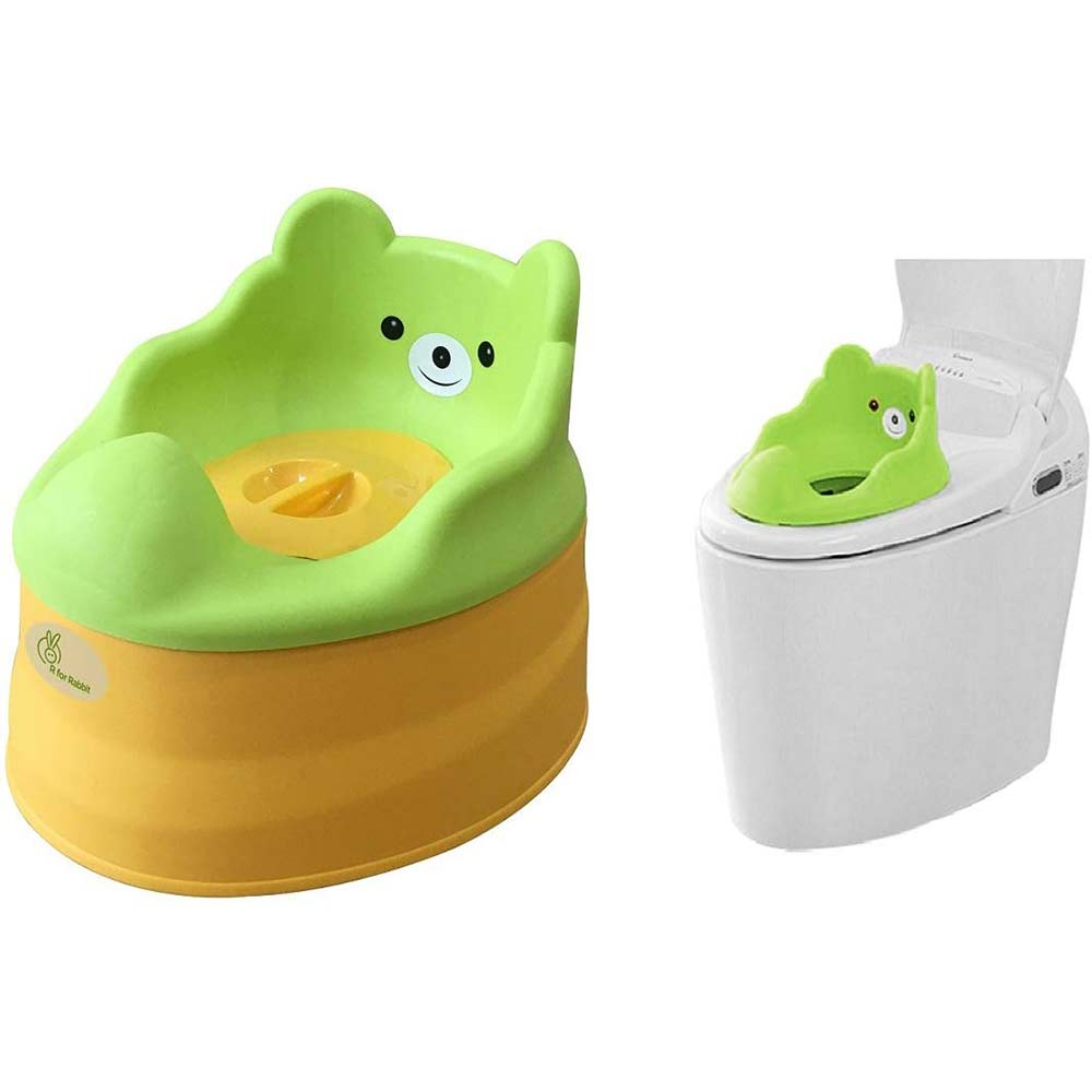R for Rabbit Tiny Tots Adaptable Potty Training Seat-0