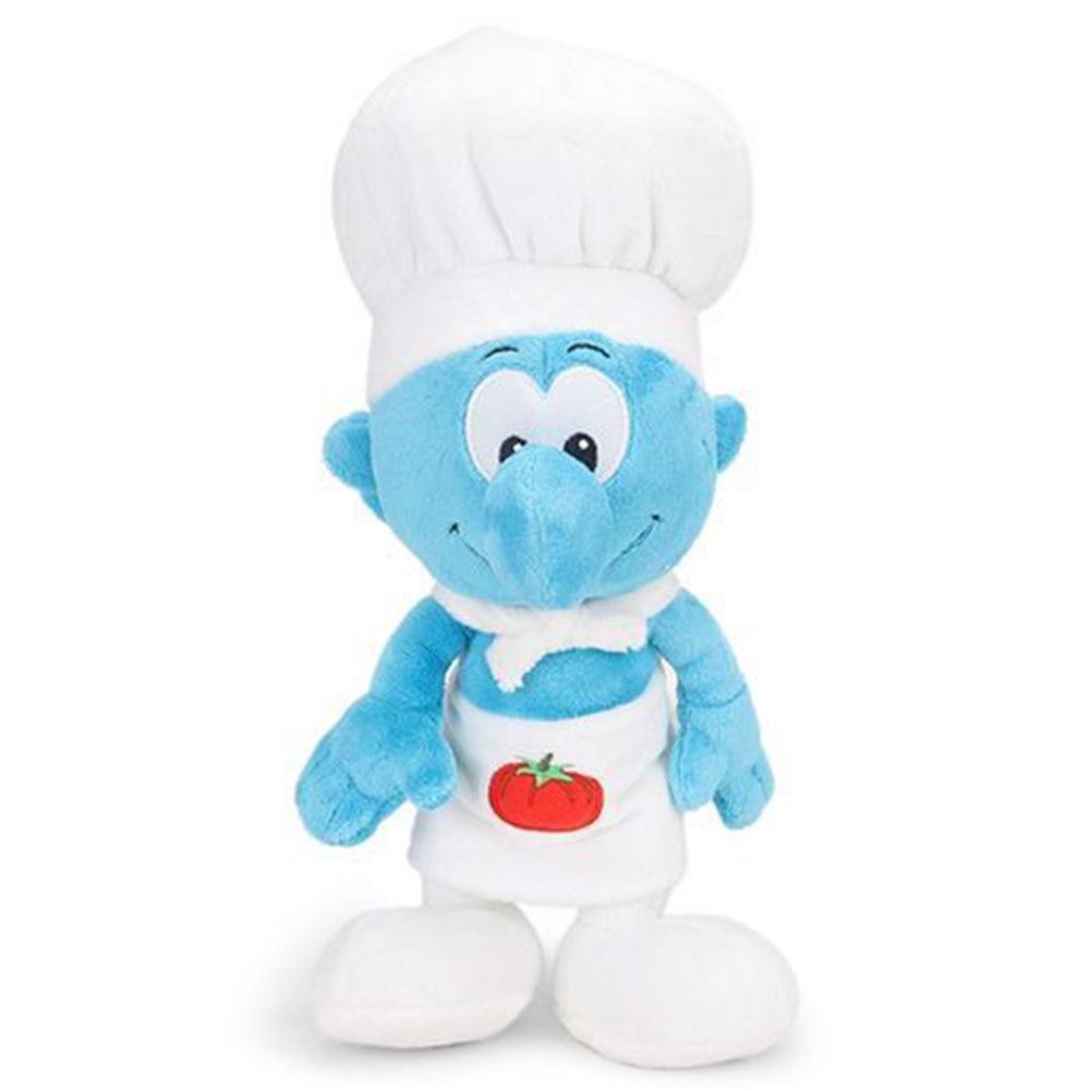 Smurfs Soft Toy Cook Smurf