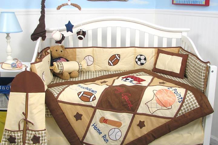SoHo Baby Crib Bedding