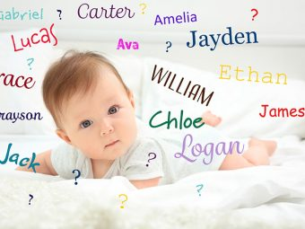 3 Steps For The Perfect Baby Name