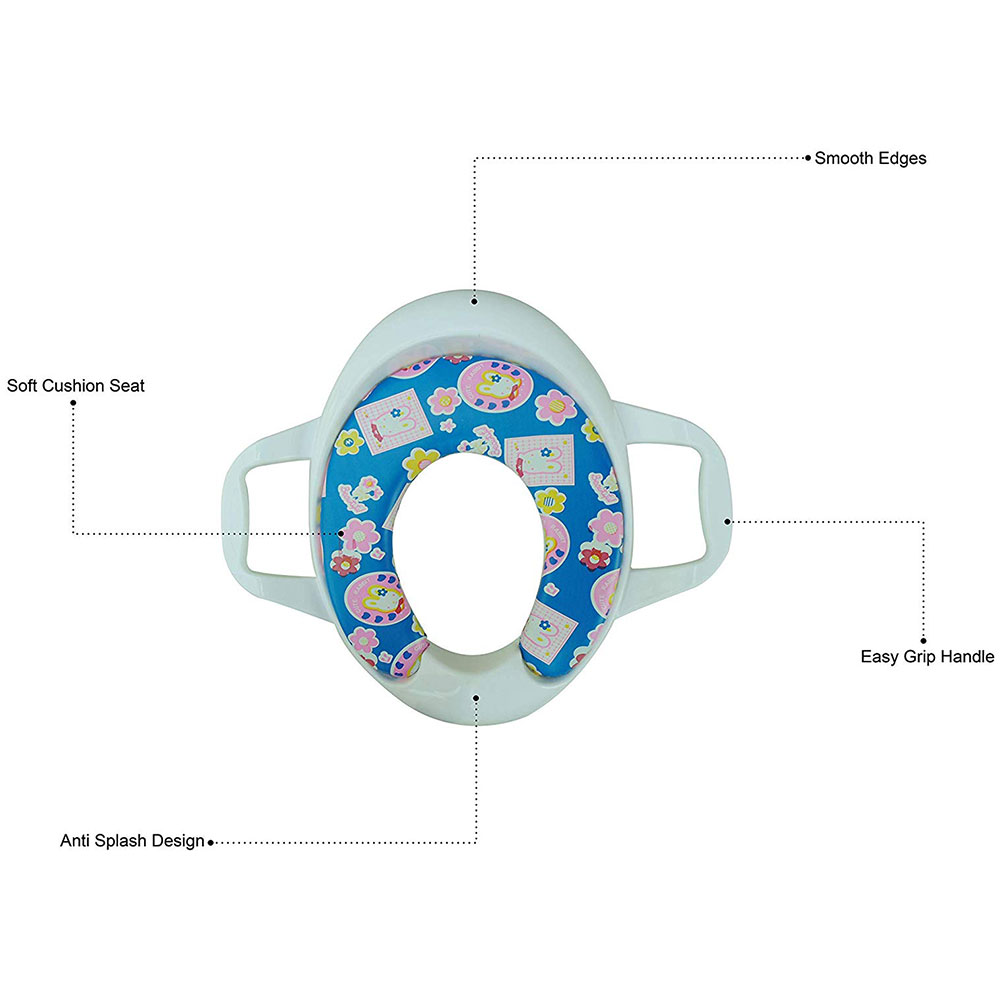 Sunbaby Ultra Soft Potty Seat With Handles-1