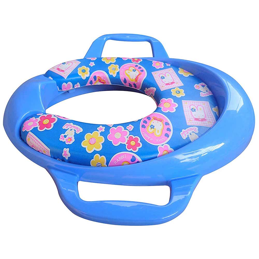 Sunbaby Ultra Soft Potty Seat With Handles-3