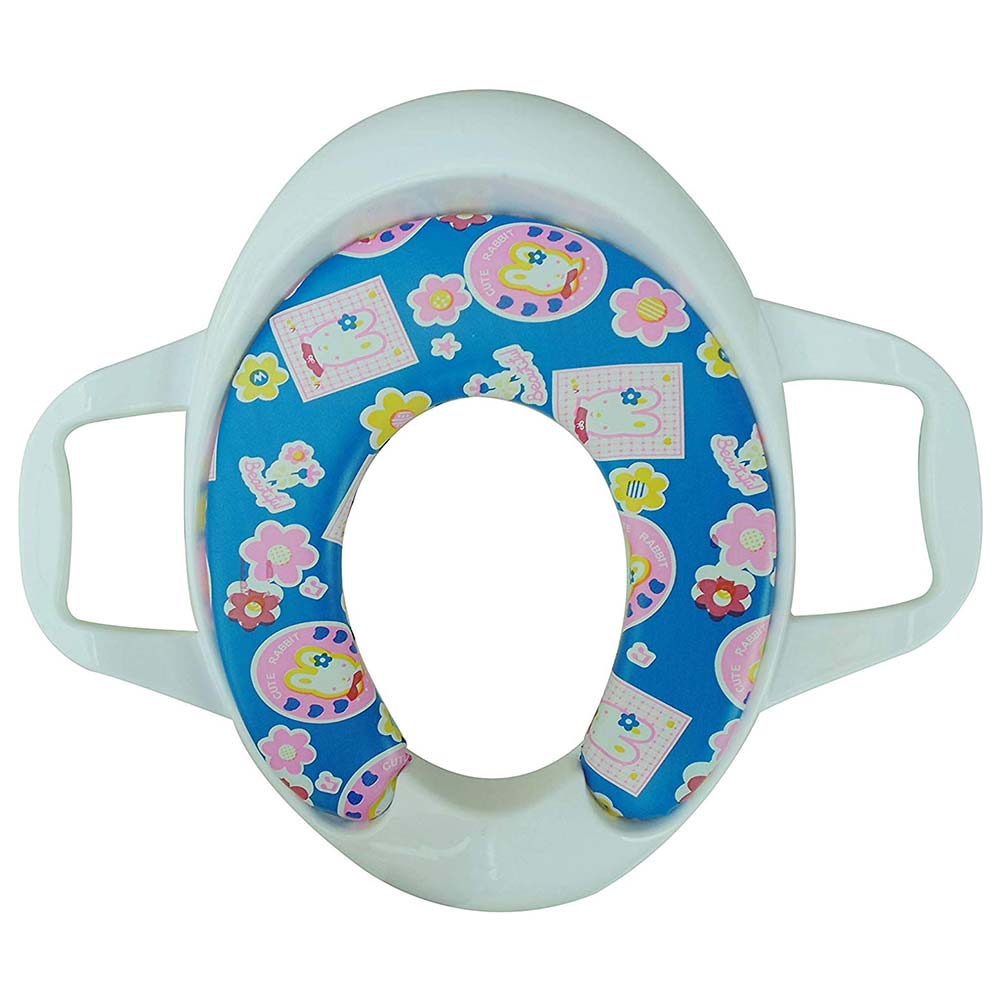 Sunbaby Ultra Soft Potty Seat With Handles-0