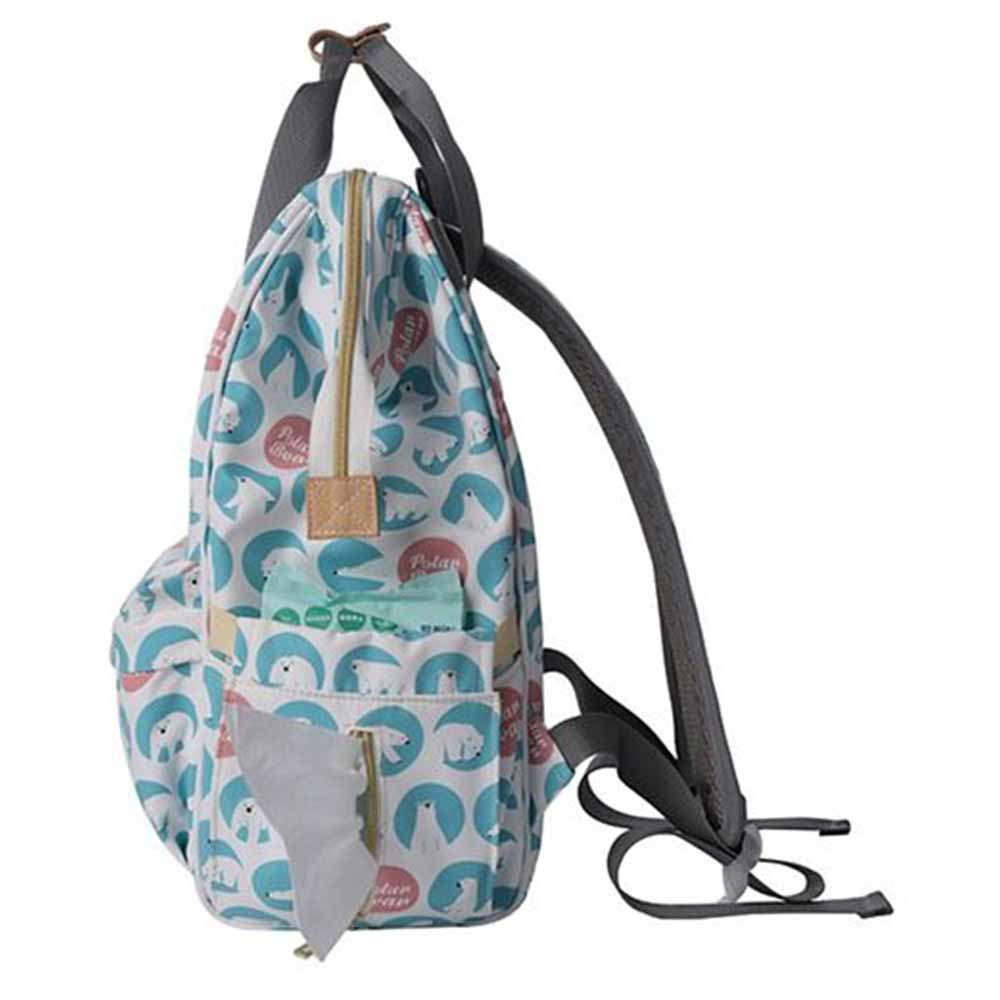 Syga Backpack Style Diaper Bag-1